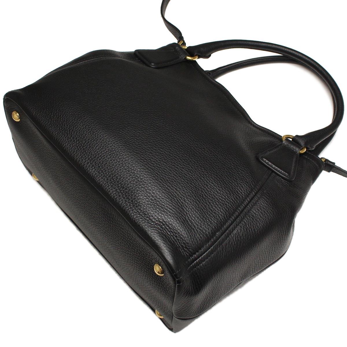 프라다 아울렛(PRADA(OUTLET)) 핸드백 1 BC534 O UWL F0002 NERO 블랙