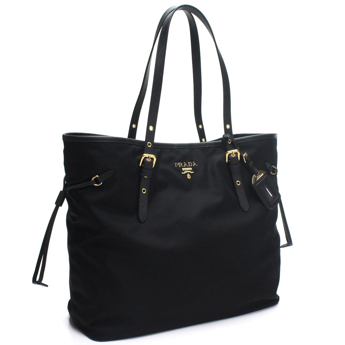 b50732167c43 Bighit The total brand wholesale  Prada outlet PRADA(OUTLET) nylon tote bag  1BG997-O ZMY F0002 NERO black