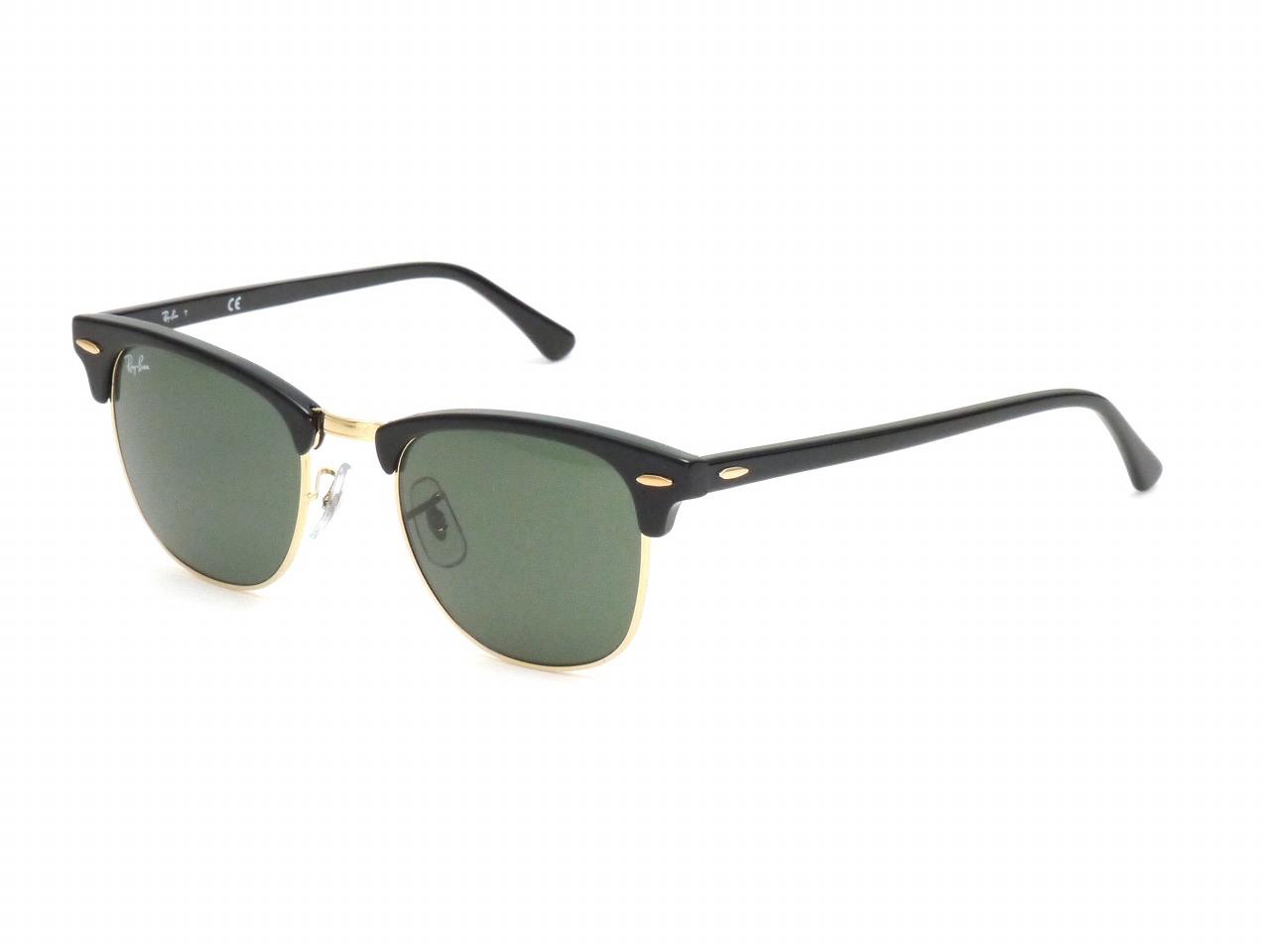c53e84424e Bighit The total brand wholesale  Ray-Ban (Ray-Ban) club master sunglasses 3016  W0365(51) black   gold