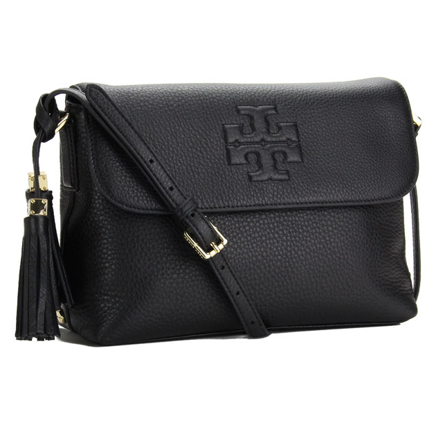 4a34c344ffc5 Bighit The total brand wholesale  Tory Burch (TORY BURCH) THEA diagonally  over the shoulder bag 41149694-001 BLACK black( taxfree send by  EMS authentic A ...