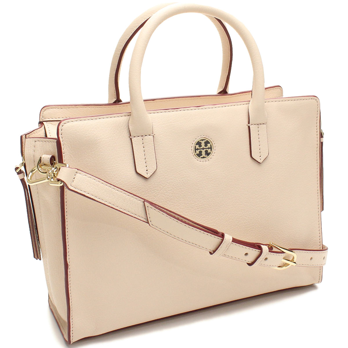 Hit The Total Brand Whole Tory Burch Tote Bag 41159726 205 Pink Light Oak Taxfree Send By Ems Authentic A New Item Rakuten