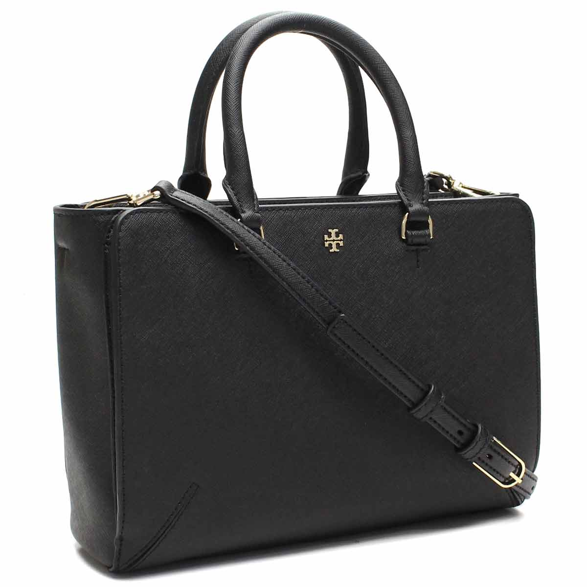 Hit The Total Brand Whole Tory Burch Robinson Tote Bag 11169775 001 Black Taxfree Send By Ems Authentic A New Item