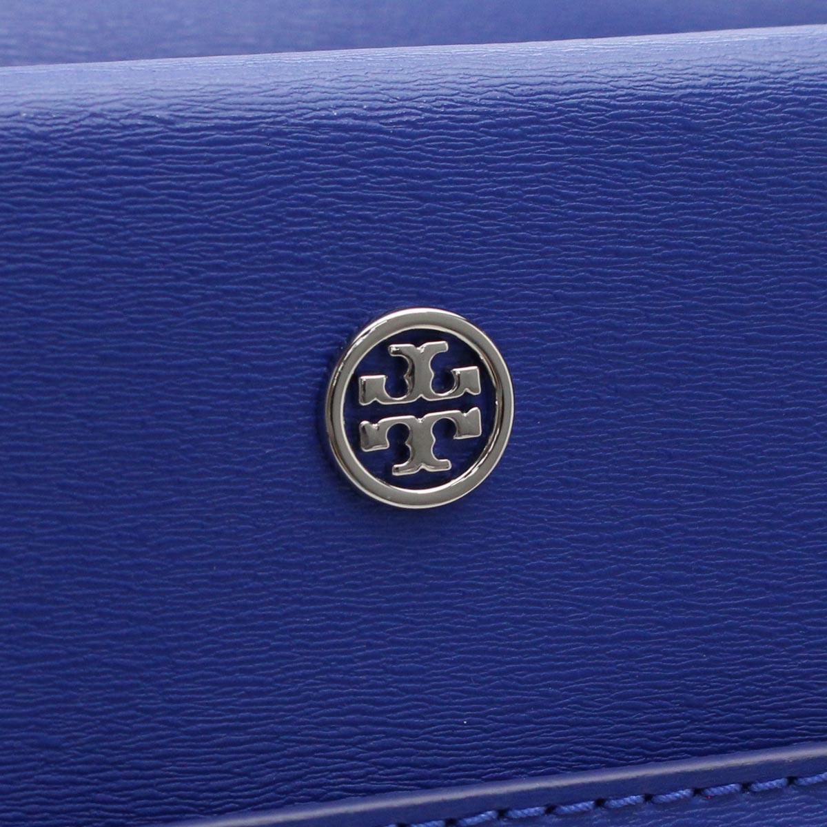 50b0073cbdb ... Tolly Birch (TORY BURCH) PARKER parka tote bag 37744 449 SONGBIRD blue  system ...