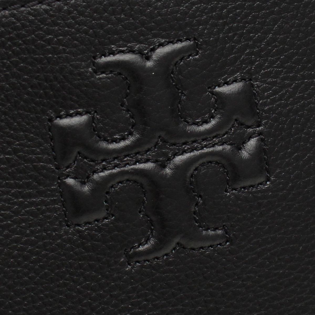 (TORY BURCH) Tory Burch ELLA tote bag 41159501-009 BLACK/BLACK black( taxfree/send by EMS/authentic/A brand new item )