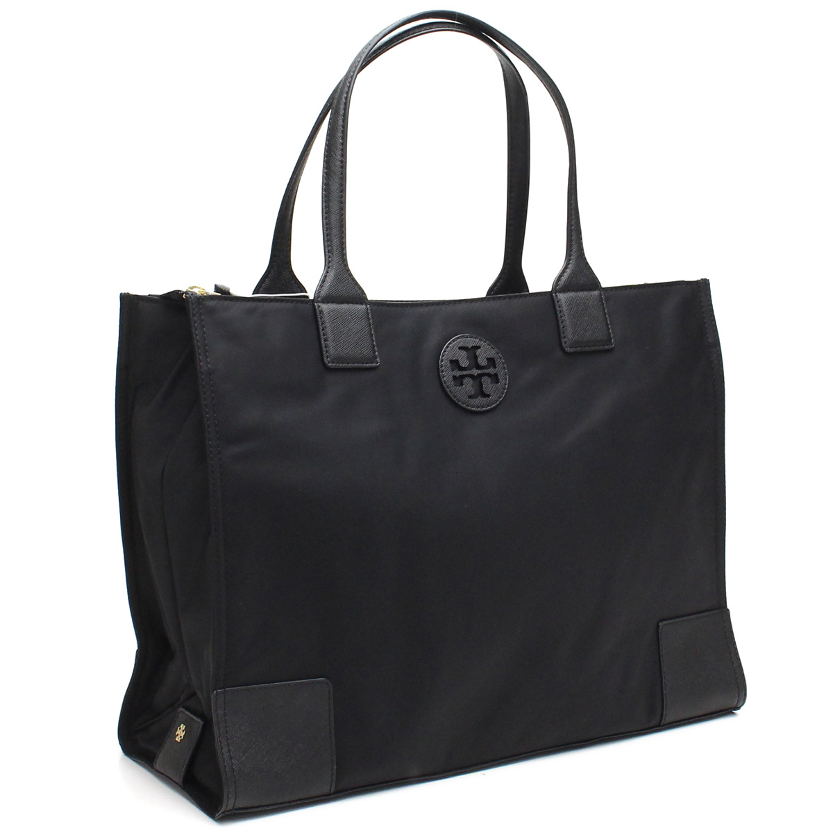 4b8f547d7b81 Bighit The total brand wholesale  Tory Burch (TORY BURCH) ELLA PACKABLE  tote bag 41159800-001 BLACK black( taxfree send by EMS authentic A brand  new item ) ...