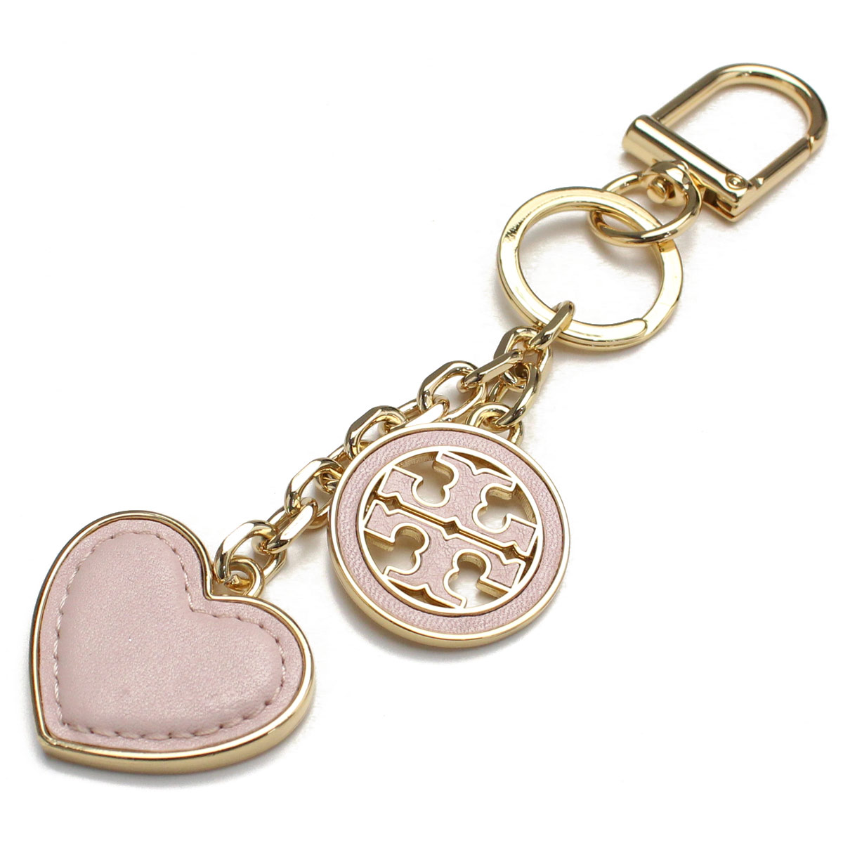 470bb70b4a60 Bighit The total brand wholesale  Tolly Birch TORY BURCH key ring KEY FOBS  key ring 42569 652 SHELL PINK pink system