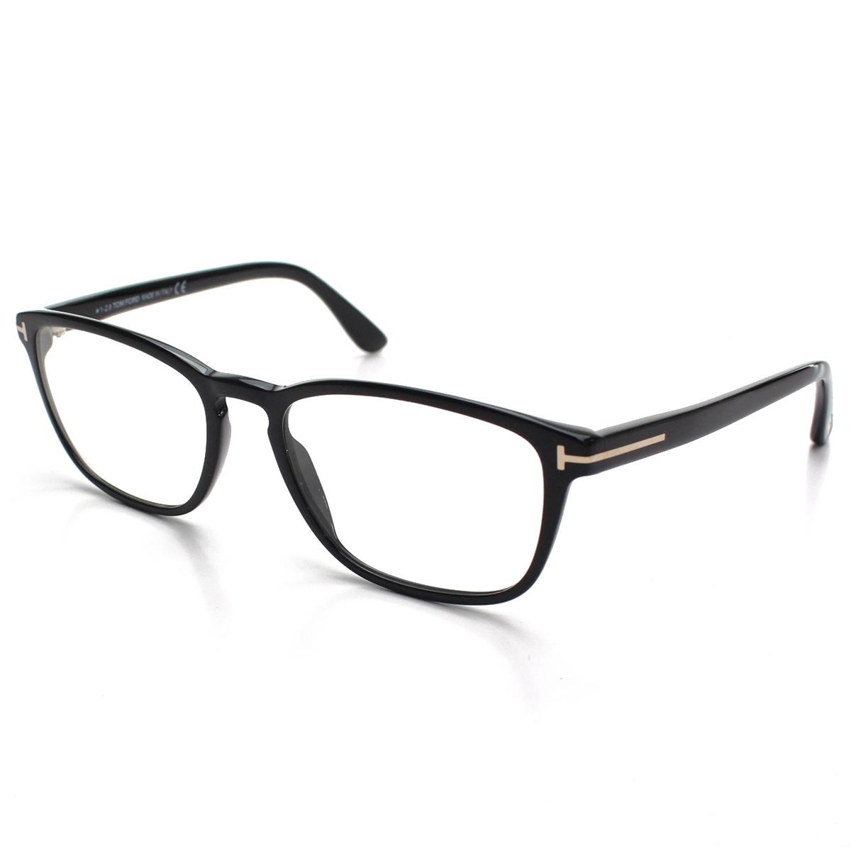 トム フォード TOM FORD ダテ眼鏡 メガネフレーム TF5355 001 メンズ レディース