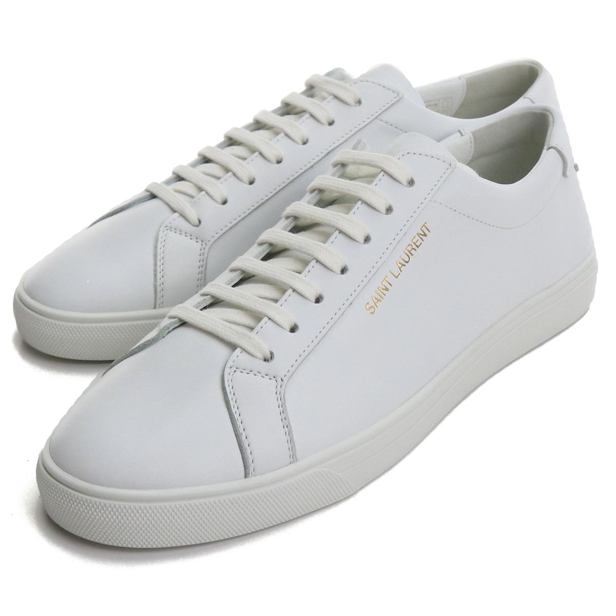 ※ 送料無料 ラッピング無料 28%OFF ブランド公式サイト掲載価格77 000円 サンローラン SAINT LAURENT 0M500 606833 メンズ bos-14 shoes-01 絶品 9030 メンズスニーカー ホワイト系 価格
