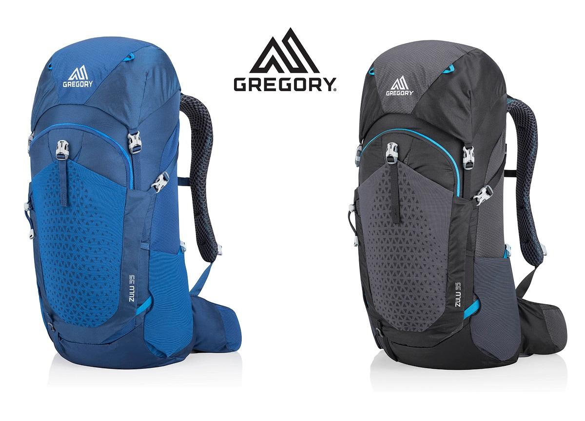 GREGORY (グレゴリー) ZULU35/S/M/ズール35/ザック/バックパック/登山/アウトドア/バッグ