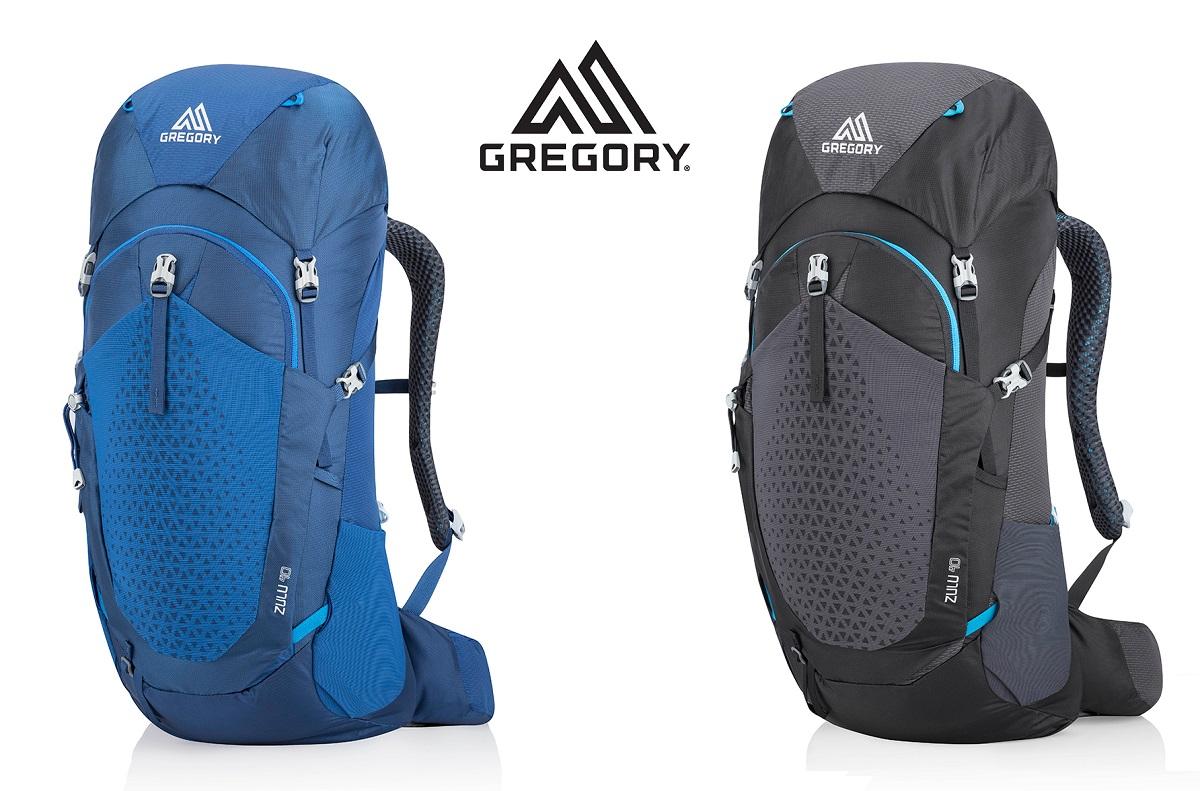 GREGORY (グレゴリー) ZULU40/S/M/L/ズール40/ザック/バックパック/登山/アウトドア/バッグ