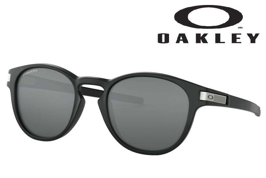 OAKLEY (オークリー) OO9349-2353 Latch Grid Collection Prizm Black (Asia Fit) /ラッチ グリッドコレクション プリズムブラック アジアンフィット/サングラス/日本正規品