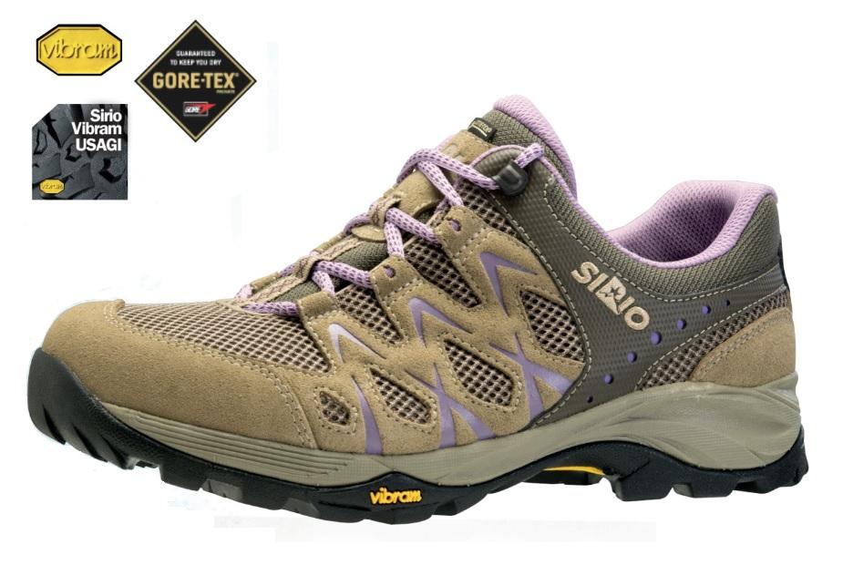 SIRIO (シリオ) P.F.116-2 3E+/GOTE-TEX/GTX/軽登山靴/トレッキングシューズ/PF116-2/ゴアテックス
