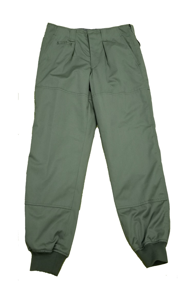【日本製】 猟用ズボン 裏なし/ウエスト106~110cm/狩猟ズボン/ハンティングズボン