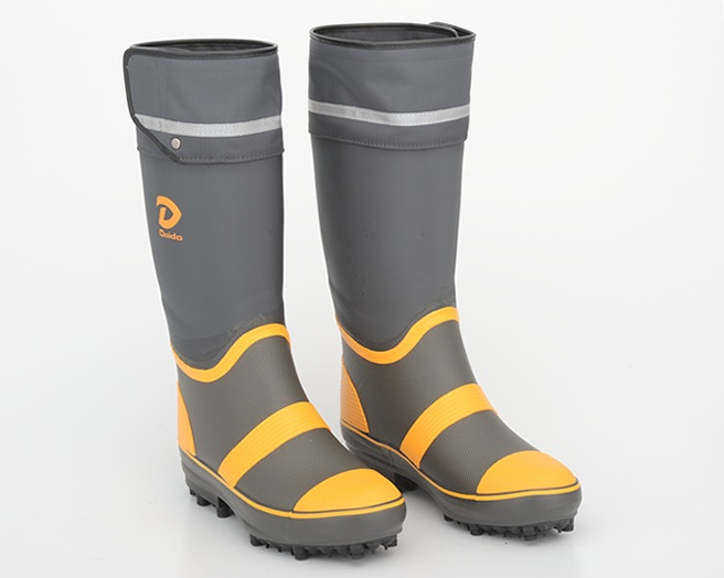 Daido (大同石油) ライトオックスブーツNS /スパイク底/長靴/林業/猟用シューズ/ダイドー