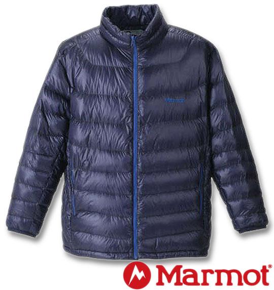 大きいサイズ メンズ Marmot(マーモット) 1000Easeダウンジャケット ダークネイビー 3L 4L 5L 6L 送料無料【コンビニ受取対応商品】