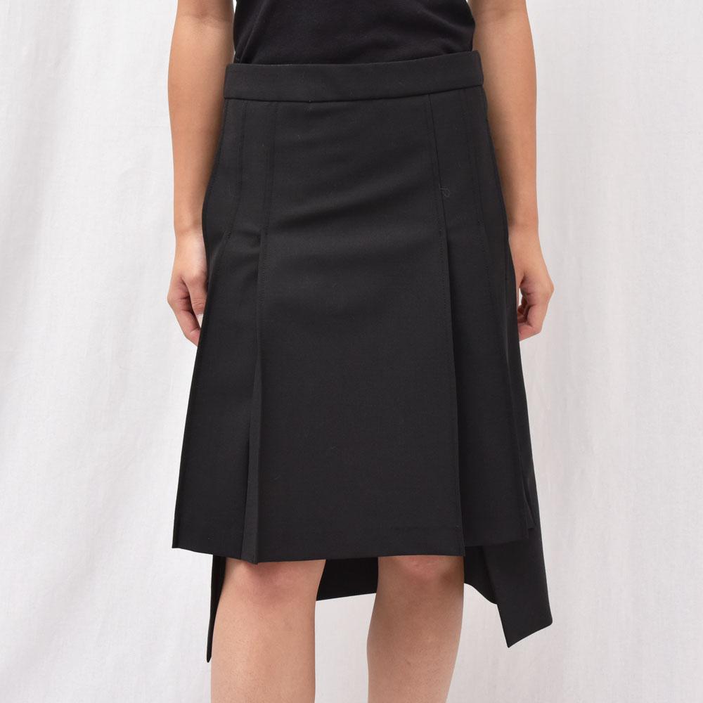 正規品 NeiL BarreTT(ニールバレット)NGO288-F016 フロントプリーツスカート