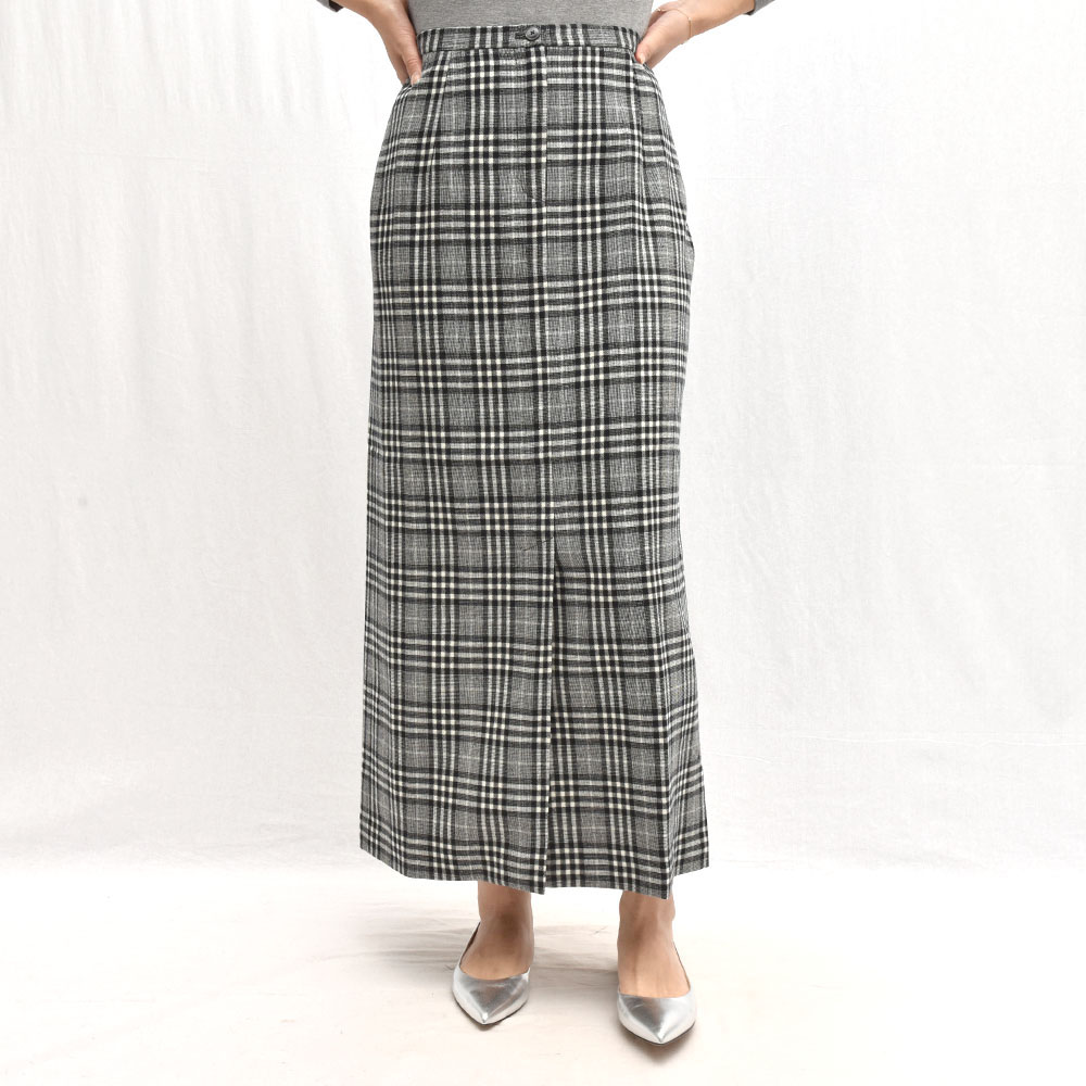 正規品 Cellar Door(セラードアー)LISA タータンチェック タイトロングスカート