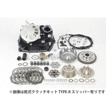 SP TAKEGAWA:SP武川GROM・MSX125用乾式クラッチキット TYPE-R スリッパー無し02-02-0128