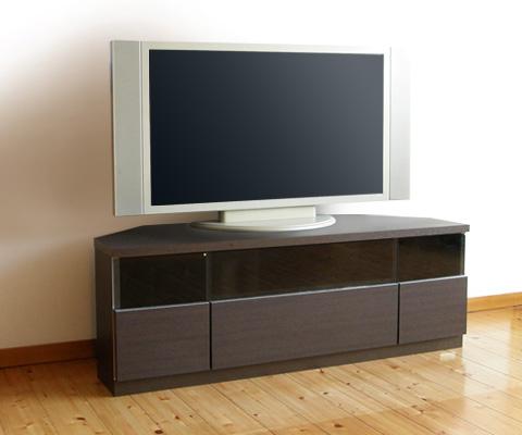 【最大1000円OFFクーポン】壁面・コーナー兼用 TVボード Dee 900K 幅90cmダーク ナチュラル ホワイト薄型対応 AVボード テレビ台 TV台