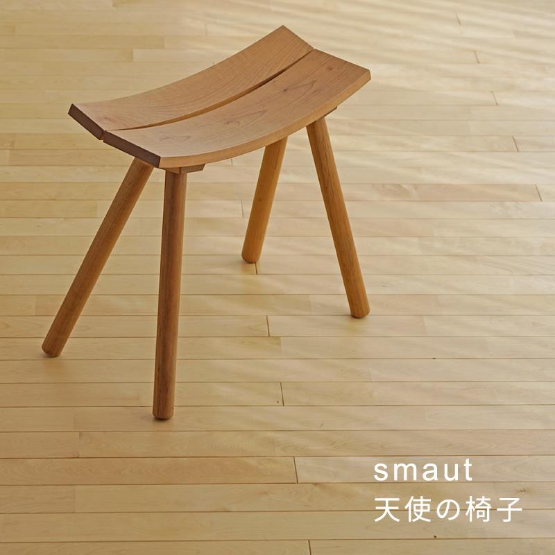 すまうと スツール 天使の椅子 ギタリストのための椅子 チェア すまうと 山桜 国産無垢材 パソコン用【日本製】 チェア 姿勢矯正 バランスチェア 天然素材【日本製】, FOREST OF THE JEWELRY:a8279e42 --- finfoundation.org