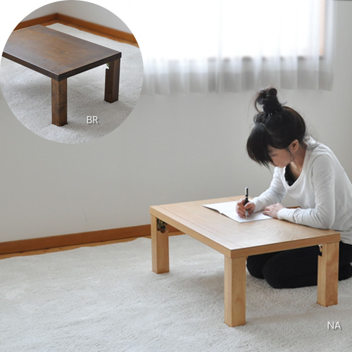 座卓 テーブル 幅80cm 折りたたみ 日本製 折れ脚 ナチュラル ブラウン ローテーブル リビングテーブル 折り畳み式 シンプル コンパクト 折り畳み式 省スペース 文机 学習机 座用 おしゃれ 天然木 木製 国産 折れ足 送料無料