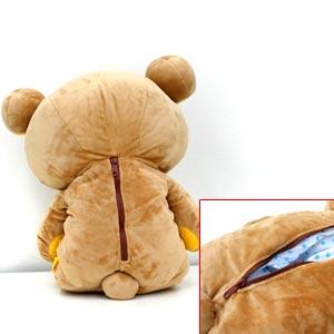 ◇ rilakkuma kuttari rilakkuma plush (big) MD01901