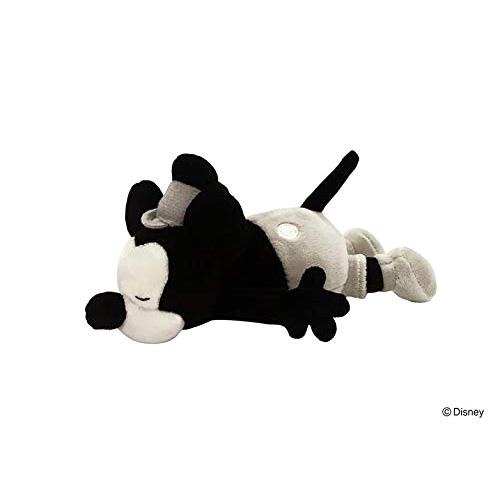 <title>ミッキーマウス90周年限定デザイン 送料込 ディズニー セレブレーションアートコレクションにぎにぎミニクッション 蒸気船ウィリー 50028-01 ミッキー ぬいぐるみ モノクロ 限定デザイン クラシカル にぎにぎ クッション ギフト プレゼント</title>