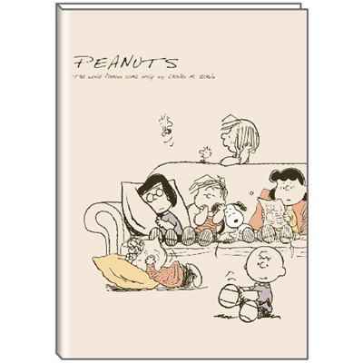 ◇ Words notebook relaxation P-13635 of Snoopy 2020 schedule book B6 monthly  notebook Snoopy