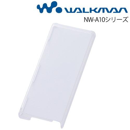 ウォークマン NW-A10シリーズ 専用 ケース カバー 人気ブレゼント レイ アウト シェルジャケット C RT-SA10C3 選択 WALKMAN メール便送料無料 ハードコーティング クリア