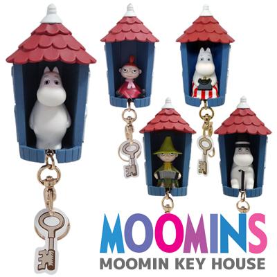 ◇ 姆明姆明关键房子 moominkeyhouse。