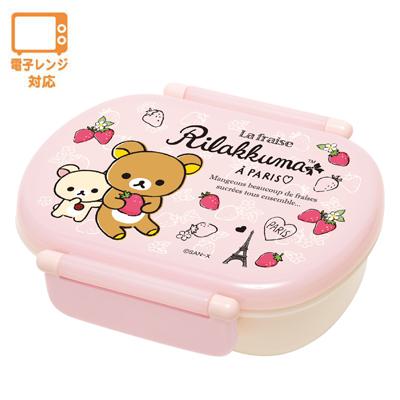 리 케이크 (2) ◇ 리 파리 딸기 테마 점심 항목 꼭 런치 박스 (도시락) KY32101 02P09Jan16