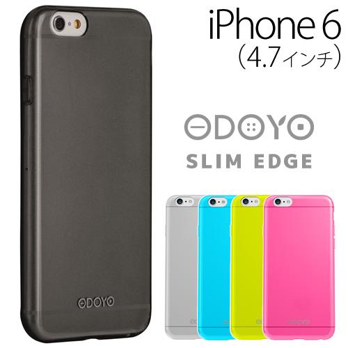 Odoyo  BIGSTAR NETSHOP: -TPU slim case SlimEdge 02P12Oct15 ODOYO iPhone6 ...