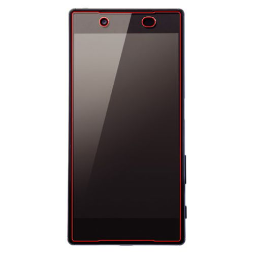 ☆ • Xperia Z5 (SOV32 / Softbank, docomo SO-01H/au) en shockproof and anti reflection-proof fingerprint film (reflection type) RT-RXPH1F/DC 10p23sep16