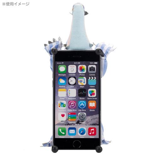 ☆◇ simasima WANNY! iPhone6s iPhone6 (4.7 인치) 전용 봉제인형형 iPhone 케이스 악어-WNY-001