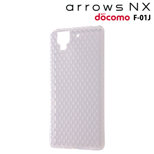 ☆ [docomo arrows NX (f-01 J) private TPU soft sparkling clear RT-ARJ1C7/C