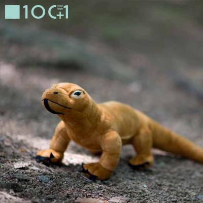 Bigstar Netshop Stuffed Toy Komodo Dragon Sm103 Of 101