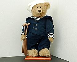 【送料無料】◆テディベア (Teddy bear)【2057】