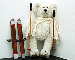 【送料無料】◆テディベア (Teddy bear)【2064】