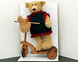 【送料無料】◆テディベア (Teddy bear)【2066】