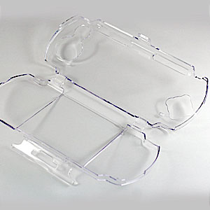 8/31 - - PSP-3000 body-adaptive clear protector (full protection cover) CA-PPP02CL sold out