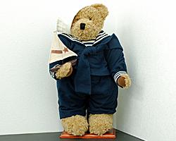 【送料無料】◆テディベア (Teddy bear)【78668】