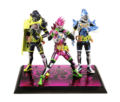 S.H.Figuarts 仮面ライダーエグゼイド マイティアクションX ビギニングセット◆新品Ss【即納】【コンビニ受取/郵便局受取対応】