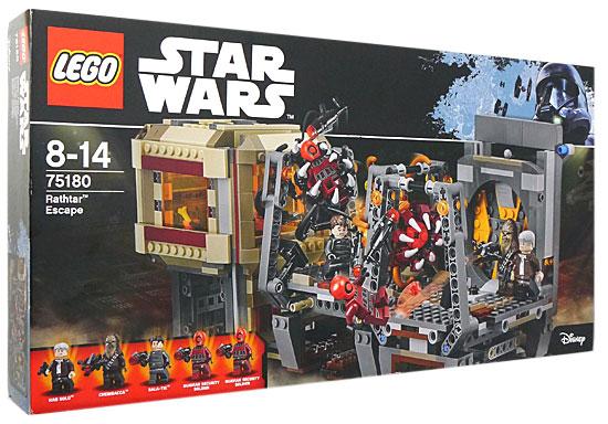 LEGO レゴ スター・ウォーズ ラスターの脱出 75180◆新品Ss【即納】