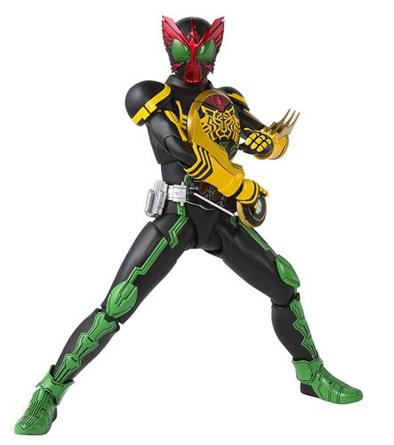 S.H.Figuarts 真骨彫製法 仮面ライダーオーズ タトバ コンボ◆新品Ss【即納】【コンビニ受取/郵便局受取対応】
