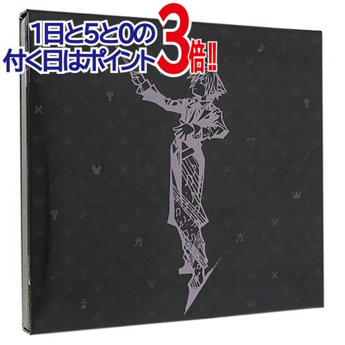 【中古】キングダムハーツ オーケストラ -World of Tres- Album/限定CD◆B【即納】【コンビニ受取/郵便局受取対応】