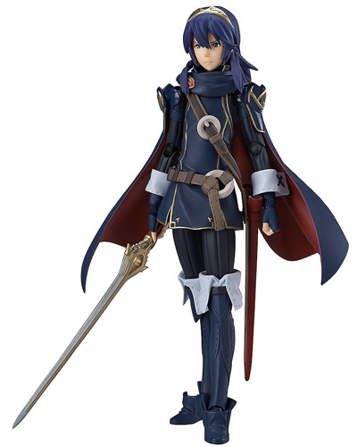 figma No.245 ルキナ ファイアーエムブレム 覚醒◆新品Ss【即納】【コンビニ受取/郵便局受取対応】
