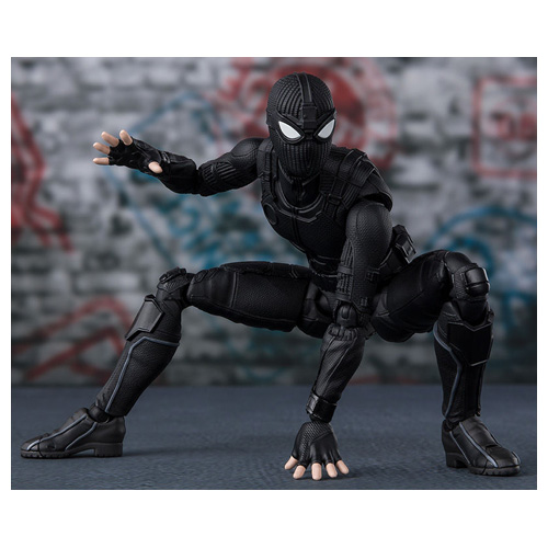 S.H.Figuarts スパイダーマン ステルス・スーツ(ファー・フロム・ホーム)◆新品Ss【即納】【コンビニ受取/郵便局受取対応】
