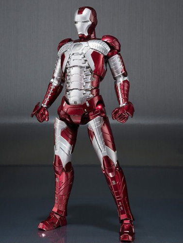 S.H.Figuarts アイアンマン マーク5◆新品Ss【即納】【コンビニ受取/郵便局受取対応】