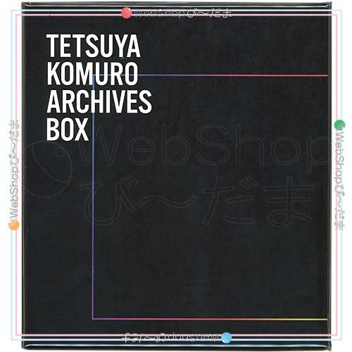 小室哲哉 TETSUYA KOMURO ARCHIVES BOX[9CD]/通販限定◆新品Ss【即納】【コンビニ受取/郵便局受取対応】