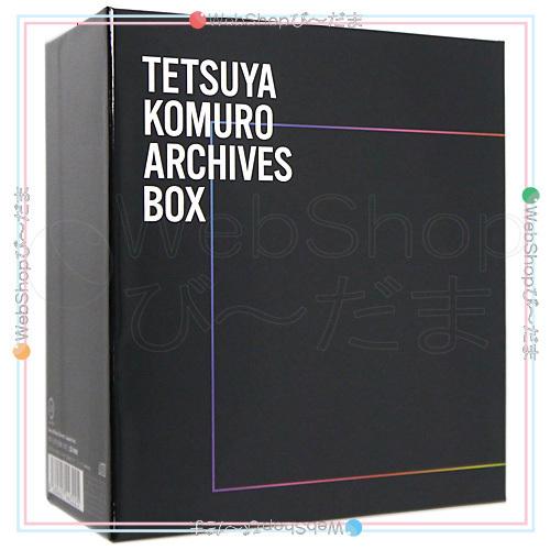 【中古】小室哲哉 TETSUYA KOMURO ARCHIVES BOX[9CD]/通販限定◆B【即納】【コンビニ受取/郵便局受取対応】